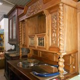 Large Antique Buffet        Article number: 038572 in Ramstein, Germany
