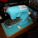Old Battery Powered  Sewing Machine    Article number: 046287 in Ramstein, Germany