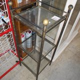 Chic Glass Etagere      Article number: 046722 in Ramstein, Germany