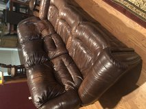 Reclining sofa and recliner. in Lake Charles, Louisiana