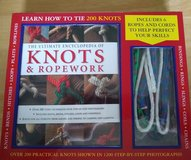 Brand New Rope book and ropes kit in Yorkville, Illinois