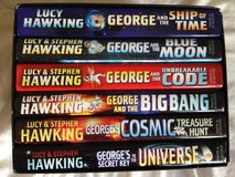 New - George's Secret Key to the Universe Books 1 - 6 Boxed Set Stephen & Lucy Hawking in Stuttgart, GE