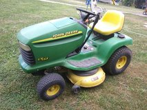 LT 155 john deere riding mower in Fort Leonard Wood, Missouri
