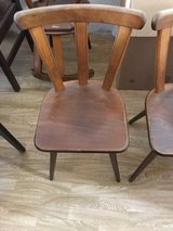 old wood chairs in Jacksonville, Florida