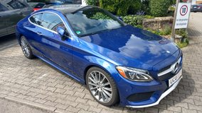 2017 Mercedes-Benz C-Class C300 Coupe - New Arrival in Spangdahlem, Germany