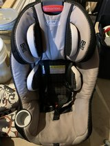 Grace adjustable car seat/booster in Algonquin, Illinois