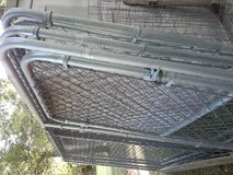 Large Galvanized Outddor Kennel in Conroe, Texas