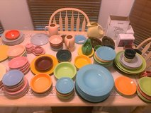 Tons of Fiesta Dishes & Pieces, Mint, 1sts in Houston, Texas