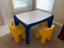 Little Tikes Table and Chair set in Algonquin, Illinois