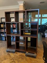 Wall Storage Unit/Bookcase in Spring, Texas