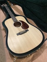 Martin acoustic/electric D-10E with hard case. in Kingwood, Texas