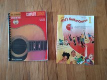 Guitar Lesson books 2 books in total in Naperville, Illinois