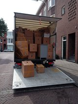 LOCAL MOVING AND PCS SERVICES in Ramstein, Germany