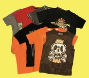 8 Boys Tees & Tank, sz 5, 5/6: Old Navy in Fort Campbell, Kentucky