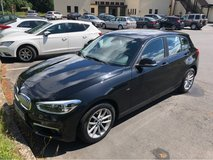 2015 BMW 118d Navi Urban-M Package in Spangdahlem, Germany