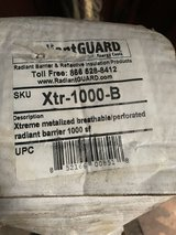 Radiant Guard- 1000 sq. ft - BRAND NEW in Beaufort, South Carolina