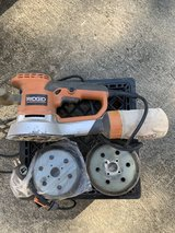 Rigid Sander- New backing pad- Works as it should in Beaufort, South Carolina