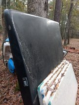 "F150 fiberglass bed cover 75"" W x 82.5"" L (10th gen '97-'04) in Warner Robins, Georgia"
