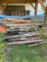 Fencing and scrap wood in Naperville, Illinois