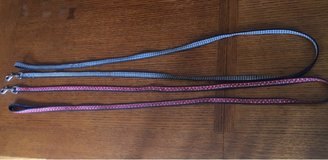 2 Used Dog Leashes in Wheaton, Illinois