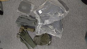 Misc. US Army gloves, flashlight, cold weather boot inserts in Ramstein, Germany