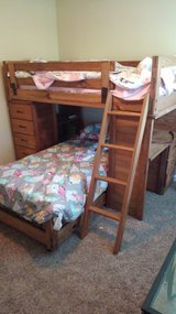 HARDWOOD BUNKBEDS in Camp Lejeune, North Carolina