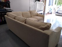 Sectional sofa in Cherry Point, North Carolina