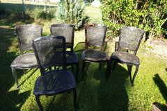 French chairs( Pending collection) in Ramstein, Germany