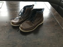 Boys boots.  Size 1M. in Plainfield, Illinois