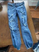 Hollister High-Rise Super Skinny Jeans in Joliet, Illinois