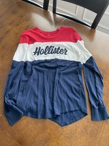 Reduced: Hollister RWB Logo Shirt in Naperville, Illinois