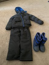 youth snow jacket/pants/boots in 29 Palms, California