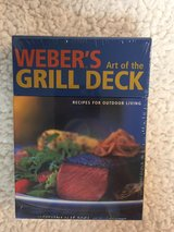 Weber Grill Recipes in Chicago, Illinois