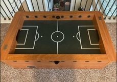 Fooseball table! Will deliver for FREE!! Need it gone ASAP!! in Bellaire, Texas