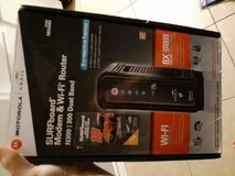 Arris surfboad modem and wifi n300, need gone ASAP! in Bellaire, Texas