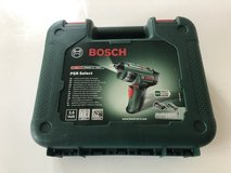 Bosch PSR select lithium-ion cordless screwdriver. Like new! in Ramstein, Germany