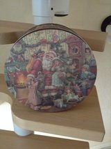 Christmas cookie tin in Ramstein, Germany