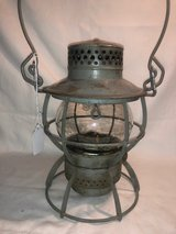 Dressel Pennsylvania Railroad Lantern collector condition! (item #35) in Cleveland, Texas