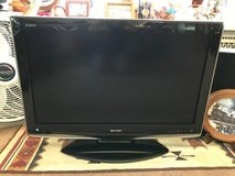 32 inch Aquos Sharp flat screen tv in Naperville, Illinois