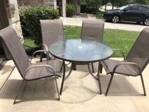 Patio Table - REDUCED - SOLD in Spring, Texas