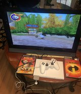 Playstation 2 Slim white edition in Naperville, Illinois