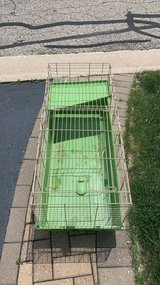 Small animal cage in Naperville, Illinois
