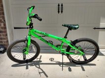 "20"" BMX Freestyle Bike in Warner Robins, Georgia"