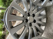 "Four 18"" aluminum OEM rims in Joliet, Illinois"