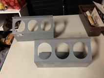 Metal Paint Shelves - 2 available in Naperville, Illinois