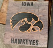 Wall Art- Iowa Hawkeyes in Naperville, Illinois