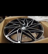 "18"" VW Rims in Lake Charles, Louisiana"