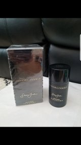 Sean John mens unforgivable  Spray 4.2floz & Deodorant in Travis AFB, California