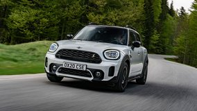 2021 Mini Countryman S All4 Promo in Ramstein, Germany