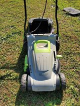Electric mower in Warner Robins, Georgia